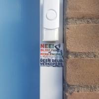 Geen Deur Verkopers - deursticker012_d4e0bf4a5c54df35ff53dc44a93475b7